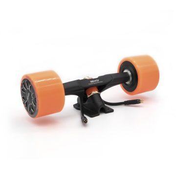 Exway flex hub drivetrain