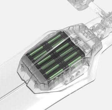Exway Flex Battery cells