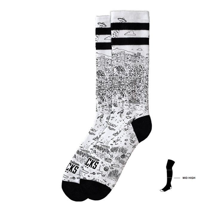 American Socks - Signature Barceloneta
