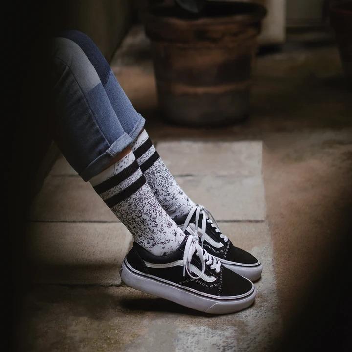 American Socks - Signature Barceloneta model