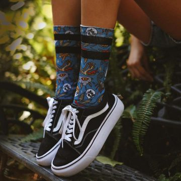 American Socks - Signature Lowlife model