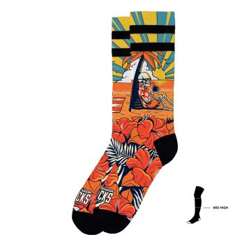 American Socks - Signature Summer Paradise
