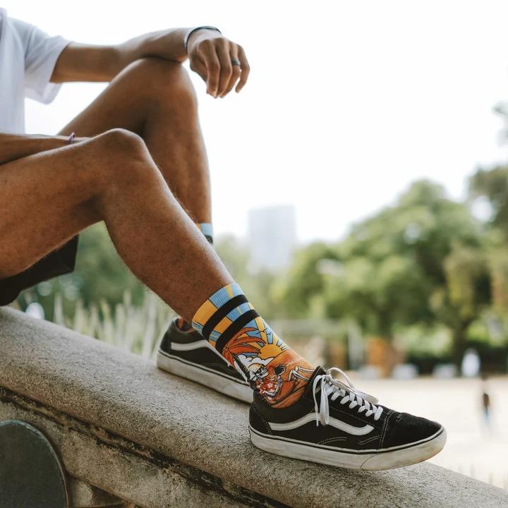 American Socks - Signature Summer Paradise model