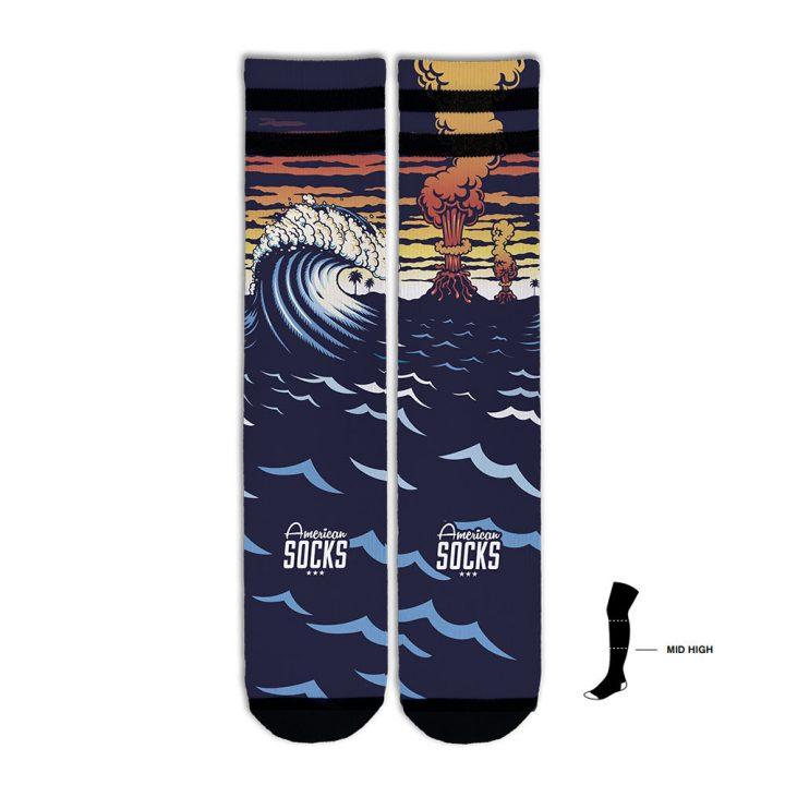 American Socks - Signature Tsunami overview