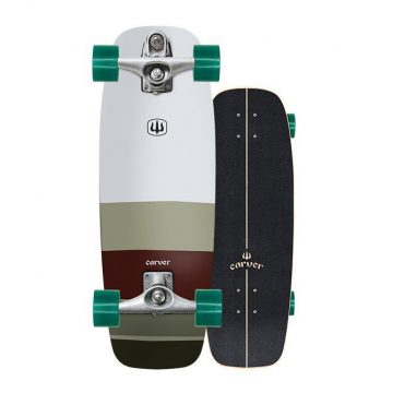 """Carver skateboards Mini Simms 27.5"""""""