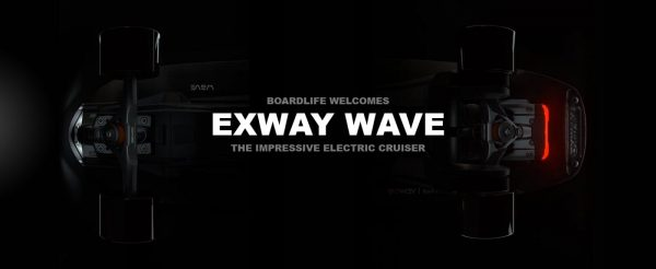 Exway Wave at Boardlife