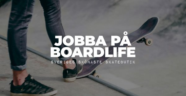 Jobba på Boardlife annonsbild