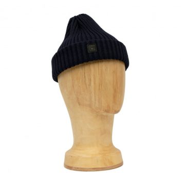 Sammy Icon Knitted Beanie Black
