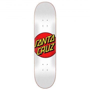 "Santa Cruz - Classic Dot deck 8.0"""