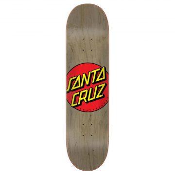 "Santa Cruz - Classic Dot deck 8.375"""
