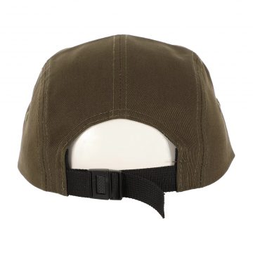 Thrasher 5-panel Hat Army back