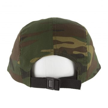 Thrasher 5-panel Hat Camo back