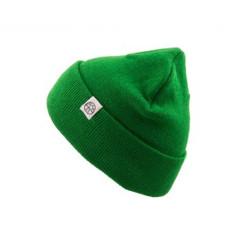 5000 Miles Basic Forest Green beanie