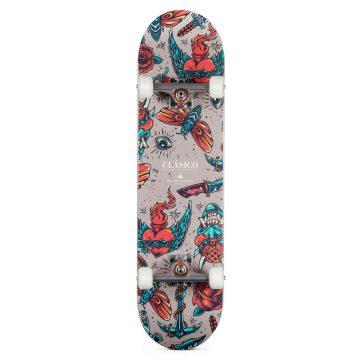 """Heartwood Skateboards Clásico 8.0"""" skateboard complete"""