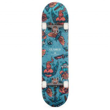 """Heartwood Skateboards Clásico 8.125"""" skateboard complete"""