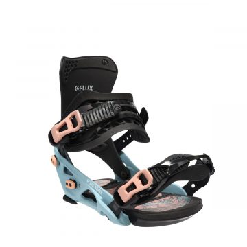 flux snowboard binding DS series kenny3
