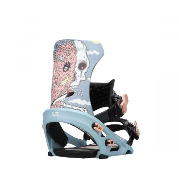 flux snowboard binding DS series kenny4