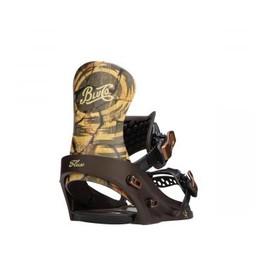 flux snowboard binding SR series Bluco3
