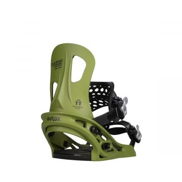 flux snowboard binding TT series army3