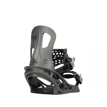 flux snowboard binding TT series dark grey2