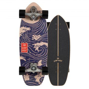 """Carver Surf Skate Snapper 28 """""""