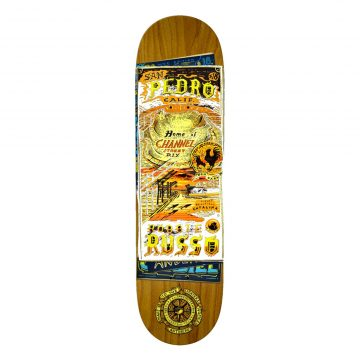 Antihero Russo Map To Skaters Homes 8 25