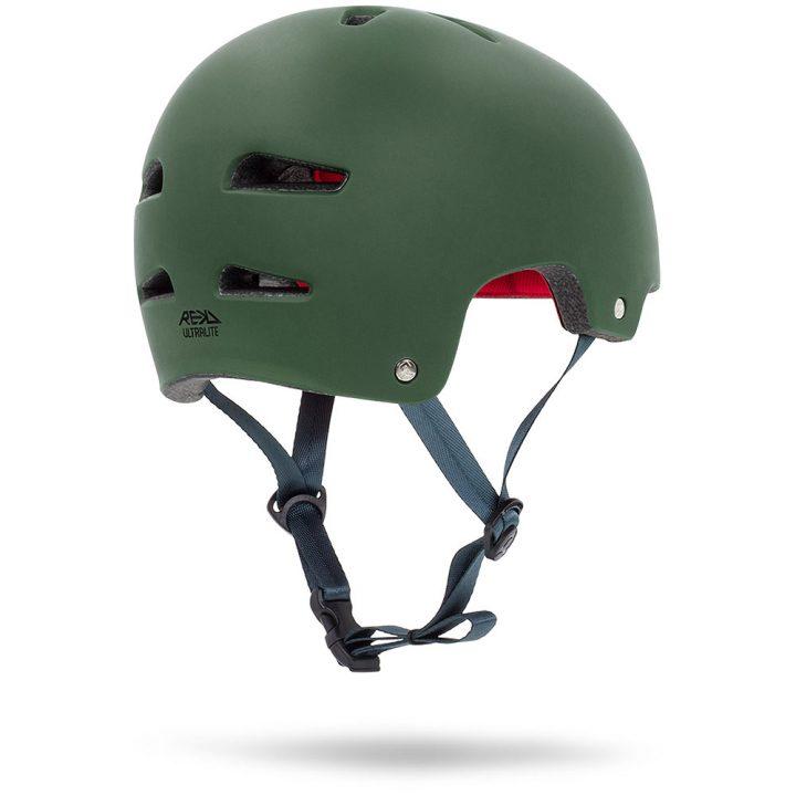 REKD In-Mold Ultralite Green rear
