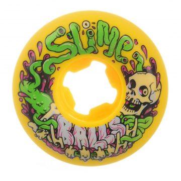 Santa Cruz Guts Speed Balls Yellow 99a 53mm