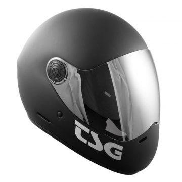 TSG Pass Helmet Matte Black