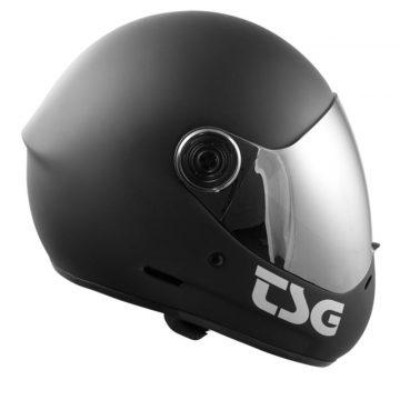 TSG Pass Helmet Matte Black right