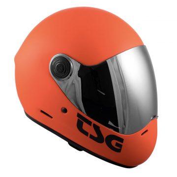 TSG Pass Helmet Matte Orange