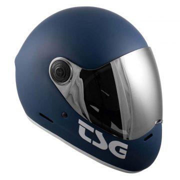 TSG Pass Helmet Matte Blue