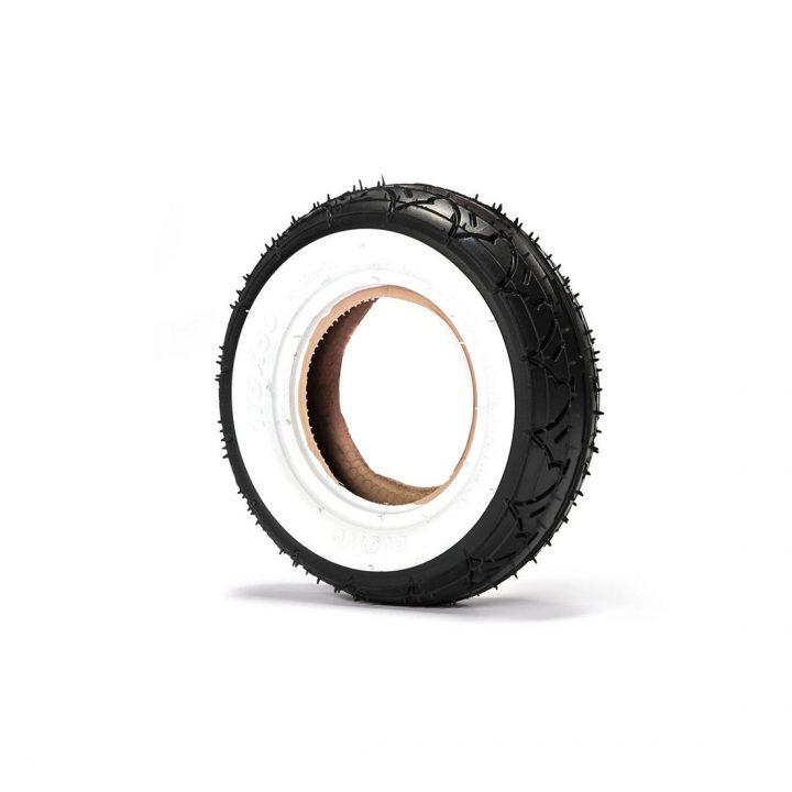 Evolve All Terrain tyre white wall