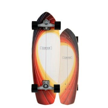 Carver skateboards Glass Off CX