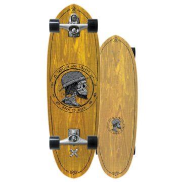 Carver skateboards Hobo C7 2021