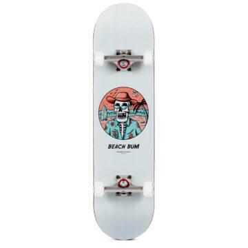 "Heartwood Skateboards - Beach Bum 8.125"" complete skateboard"