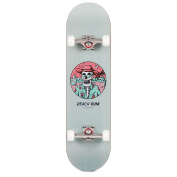 "Heartwood Skateboards - Beach Bum 8.375"" complete skateboard"