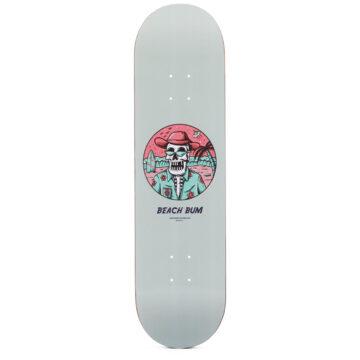 """Heartwood Skateboards - Beach Bum 8.375"""" deck only"""