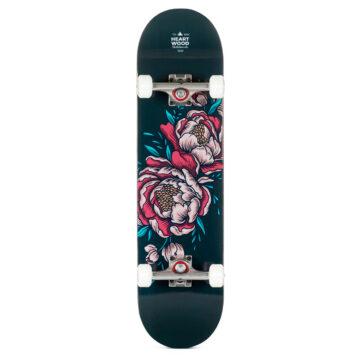 """Heartwood Skateboards - Exuberance 8.0"""" complete"""