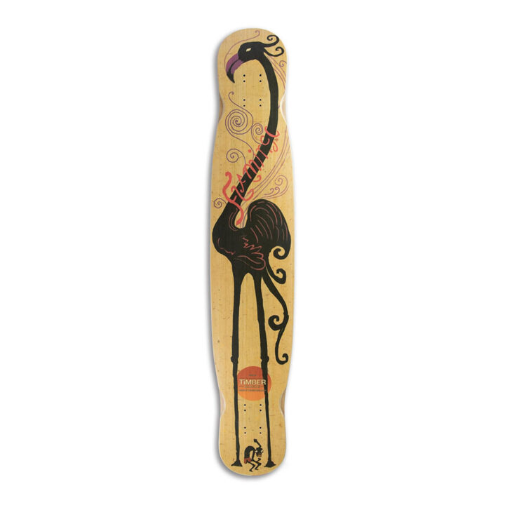 Timber Boards Flamingo deck