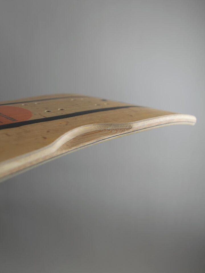 Timber Boards Flamingo deck wheel wells