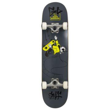 "Enuff Skateboards skully black 7.2 """