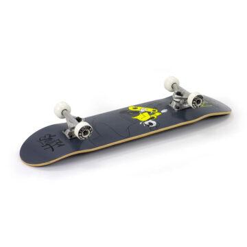 "Enuff Skateboards skully black 7.2 ""side"