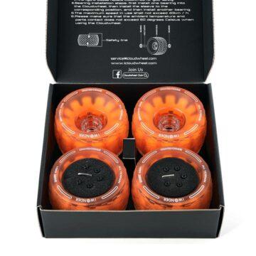 Exway Cloudwheel hub motor orange