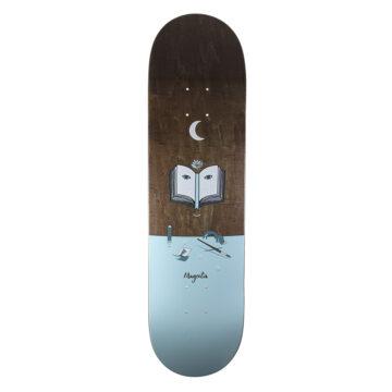 "Magenta skateboards glen fox landscape series 8.125 """