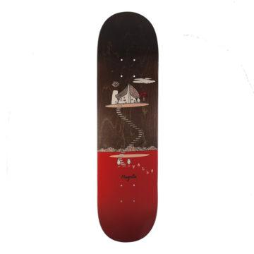 """Magenta skateboards leo valls landscape series 8.0 """""""