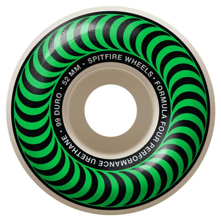 Spitfire wheels formula four classics 99a 52mm