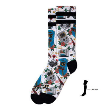 American Socks - Game over